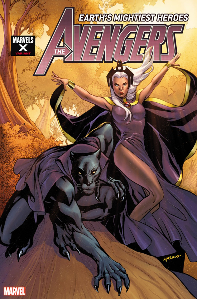 Avengers #29 (Lupacchino Marvels X Cover)