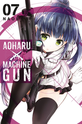 Aoharu X Machinegun Vol. 7