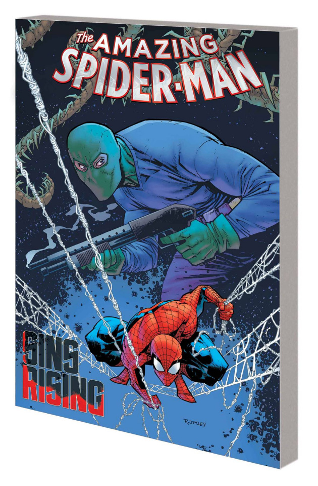 The Amazing Spider-Man by Nick Spencer Vol. 9: Sins Rising