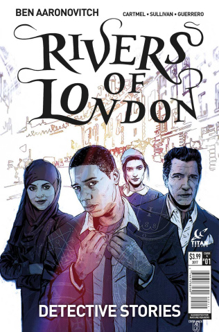 Rivers of London: Detective Stories #1 (Chater Cover)