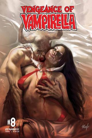 Vengeance of Vampirella #8 (Parillo Cover)