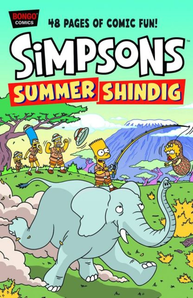 The Simpsons Summer Shindig #6