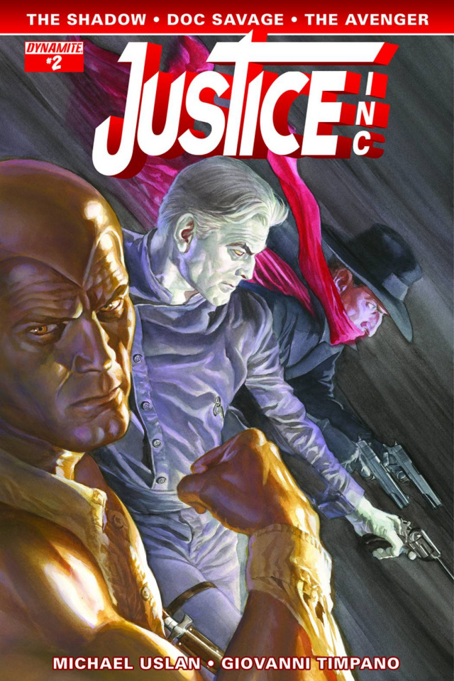 Justice, Inc. #2 (Ross Cover)