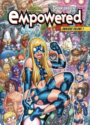 Empowered Vol. 1 (Omnibus)