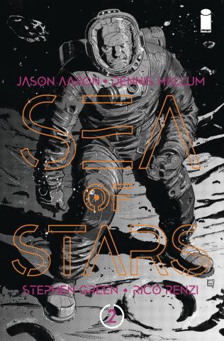 Sea of Stars #2 (2nd Printing)
