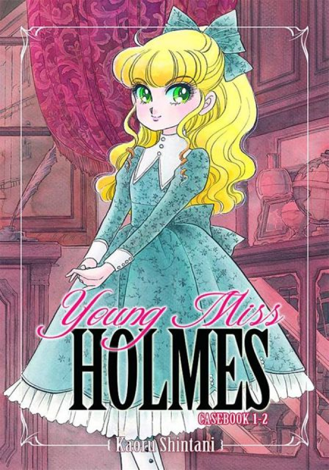 Young Miss Holmes Vol. 1: Casebook 1-2