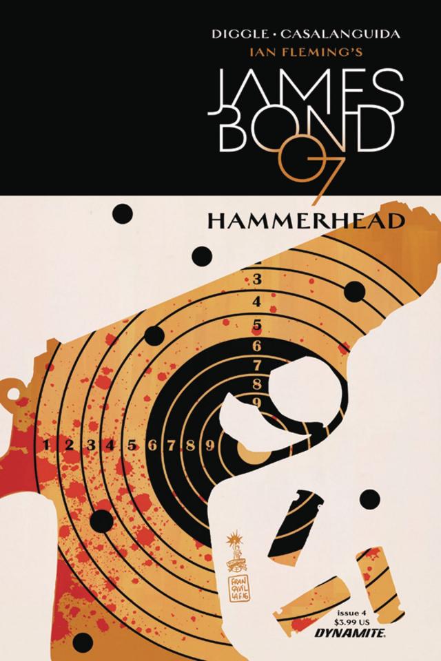 James Bond: Hammerhead #4