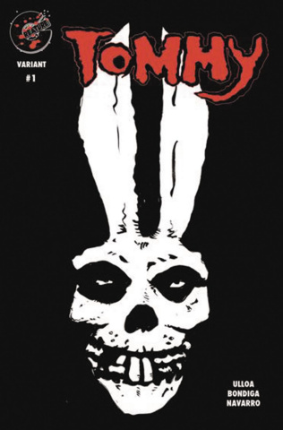 Tommy #1 (Glow in the Dark Cover)
