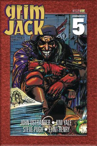 Grimjack Vol. 5 (Omnibus)