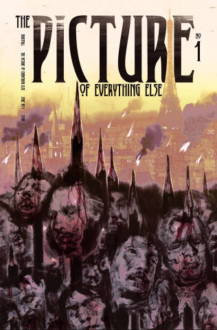 The Picture of Everything Else #1 (30 Copy Foil Cover)
