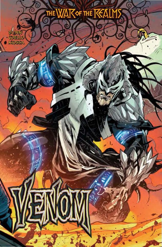 Venom #14 (Coello 2nd Printing)