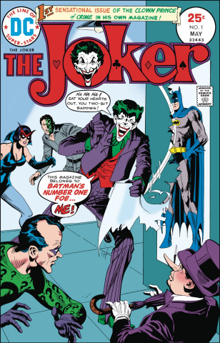 Joker #1 (Dollar Comics)