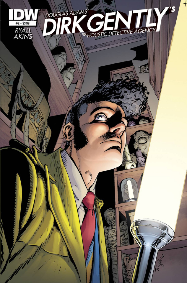 Dirk Gently's Holistic Detective Agency #2