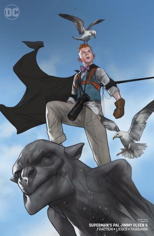Superman's Pal Jimmy Olsen #5 (Variant Cover)