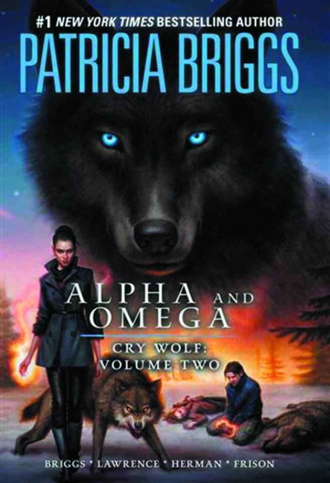 Patricia Brigg's Cry Wolf Vol. 2