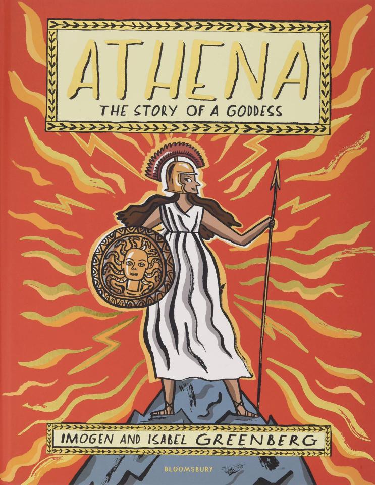 Athena: Goddess of Wisdom and War