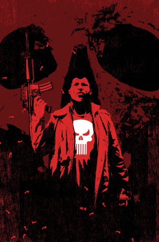 The Punisher #3 (Sorrentino Cover)