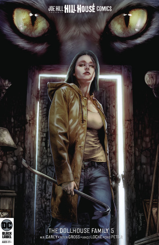 The Dollhouse Family #5 (Jay Anacleto Cover)