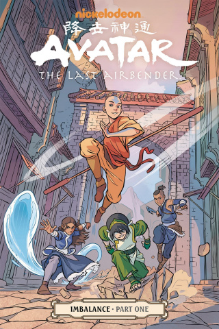 Avatar: The Last Airbender Imbalance, Part One