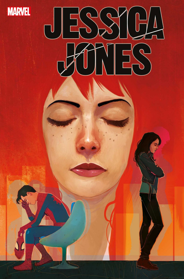 Jessica Jones: Blind Spot #4 (Simmonds Cover)