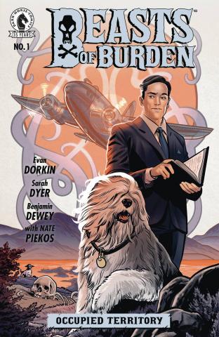 Beasts of Burden: Occupied Territory #1 (Dewey Cover)