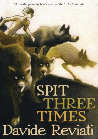 Spit Three Times