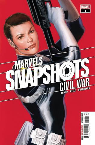 Marvels Snapshots: Civil War #1