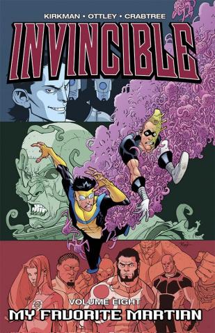 Invincible Vol. 8: My Favorite Martian