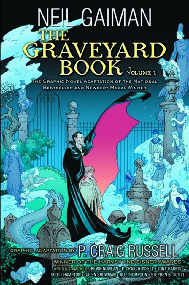 The Graveyard Book Vol. 1