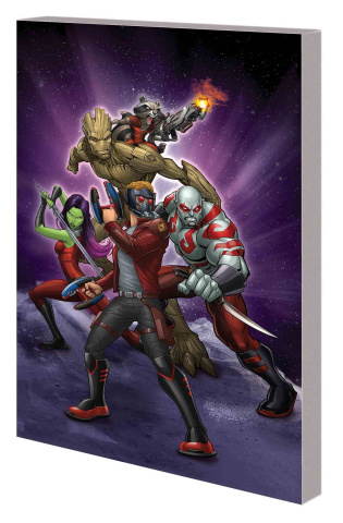 Marvel Universe: Guardians of the Galaxy Vol. 5 (Digest)