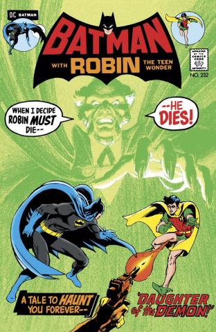 Batman #232 (Facsimile Edition)
