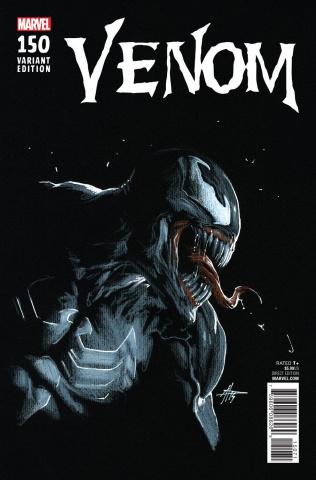 Venom #150 (Dell'otto Cover)