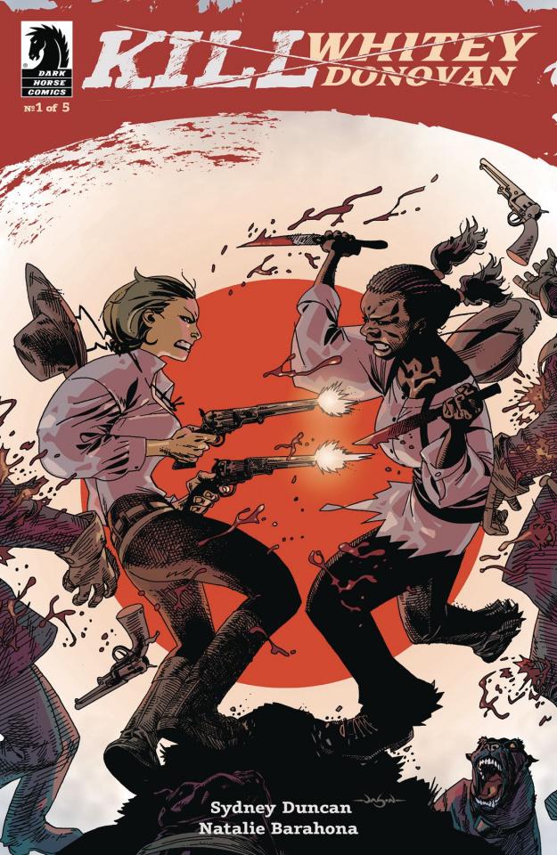 Kill Whitey Donovan #1 (Pearson Cover)