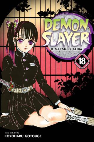 Demon Slayer: Kimetsu No Yaiba Vol. 18