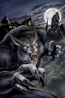 Grimm Fairy Tales: Van Helsing vs. The Werewolf #1 (Otero Cover)