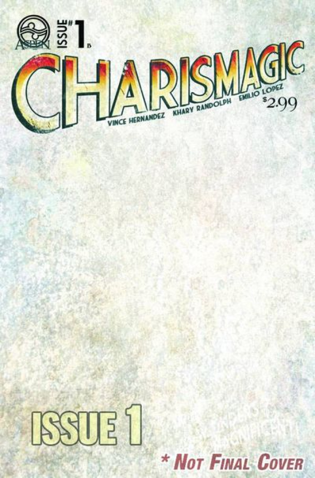 Charismagic #1 (Oum Cover)
