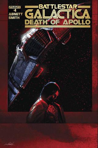 Battlestar Galactica: Death of Apollo #4 (Ramondelli Cover)