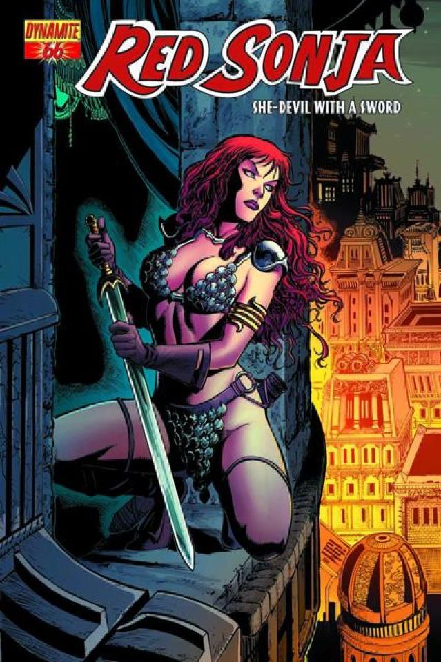 Red Sonja #66