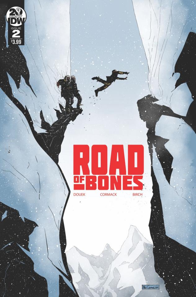 Road of Bones #2 (Cormack Cover)