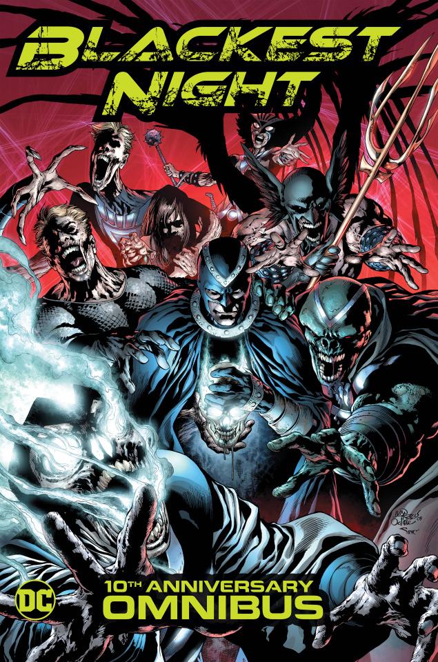 Blackest Night (10th Anniversary Edition Omnibus)