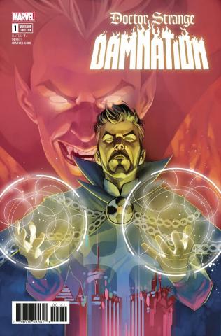 Doctor Strange: Damnation #1 (Noto Cover)