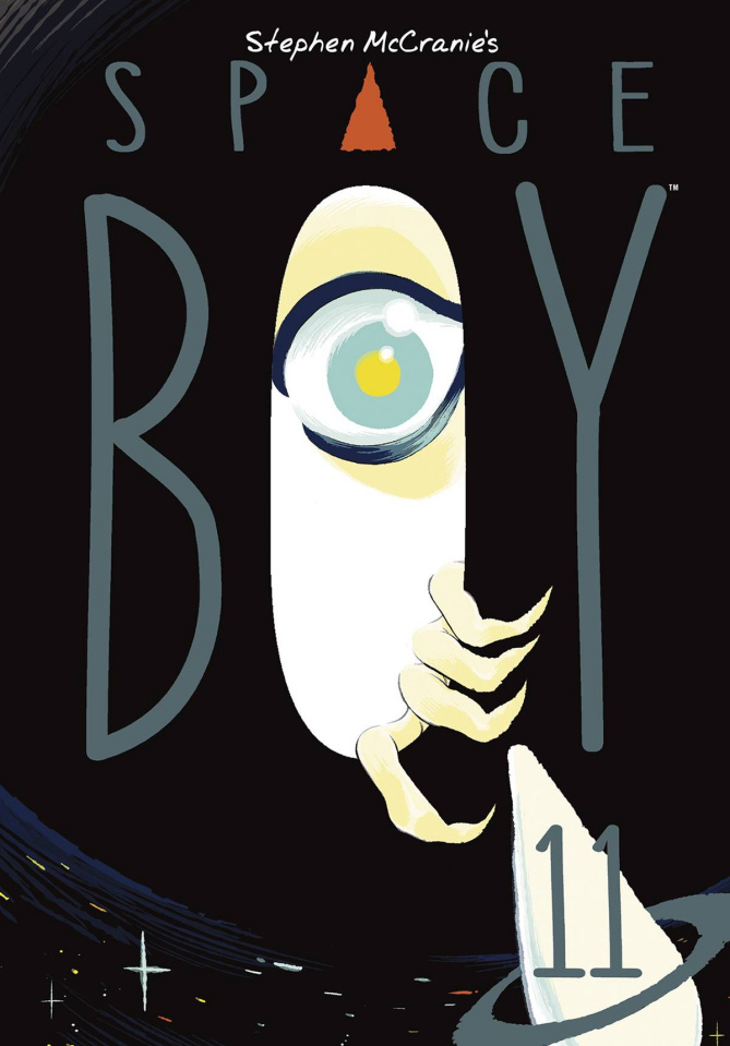 Space Boy Vol. 11