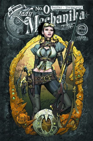 Lady Mechanika #0 (4th Printing)
