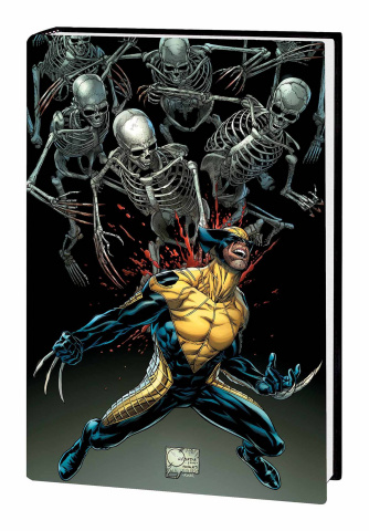 Death of Wolverine (Quesada Cover)