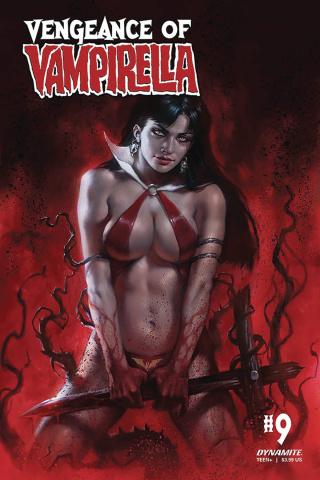 Vengeance of Vampirella #9 (Parrillo Cover)