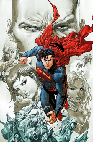 Action Comics #18 (We Can Be Heroes Cover)