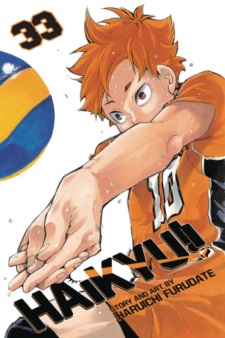 Haikyu!! Vol. 33
