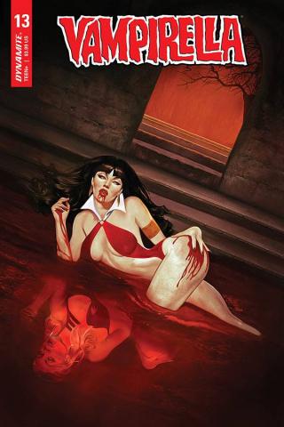 Vampirella #13 (Dalton Cover)