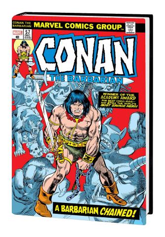 Conan the Barbarian: The Original Marvel Years Vol. 3 (Omnibus)