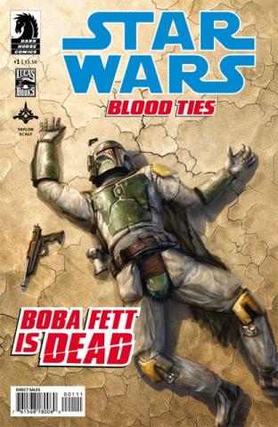 Star Wars: Blood Ties - Boba Fett Is Dead #1